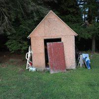 Dan's shed