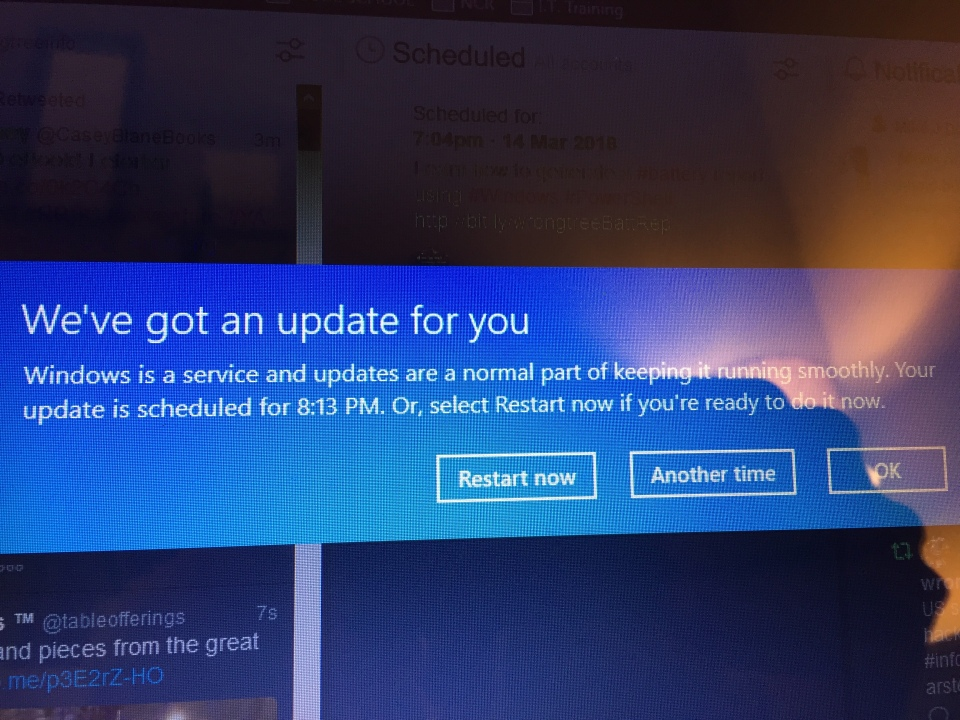 Windows Update is a Service(1)